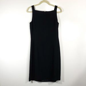 Ann Taylor Dresses - Ann Taylor Little Black Sheath Dress Size 10